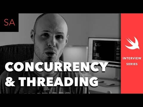 iOS Concurrency and Threading - iOS Interview Question - Swift