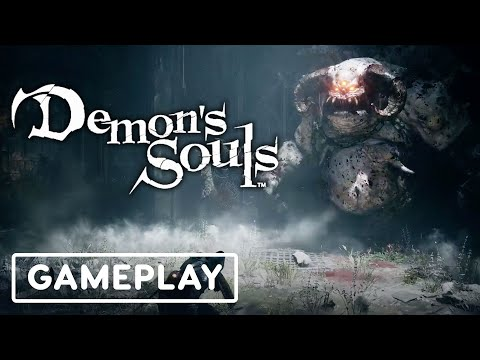 Demon's Souls Remake – Official Gameplay | PS5 Showcase