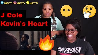 Mom reacts to J. Cole - Kevin's Heart   Reaction Ft. J100