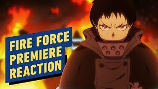 Soul Eater Creator's Fire Force Anime Has a Promising Start