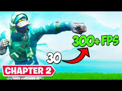 Reduce Input Lag And Fix Stuttering (Fortnite FPS Boost) 2020
