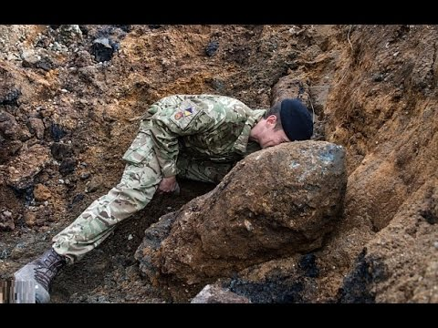 Birmingham: Unexploded WWII bomb causes travel delays (May