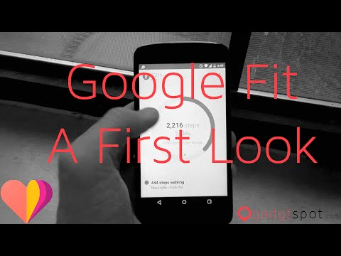 Google Fit: A First Look