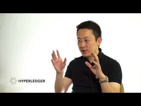 William Zuo of Shanghai Gingkoo Financial Technology Co on Hyperledger