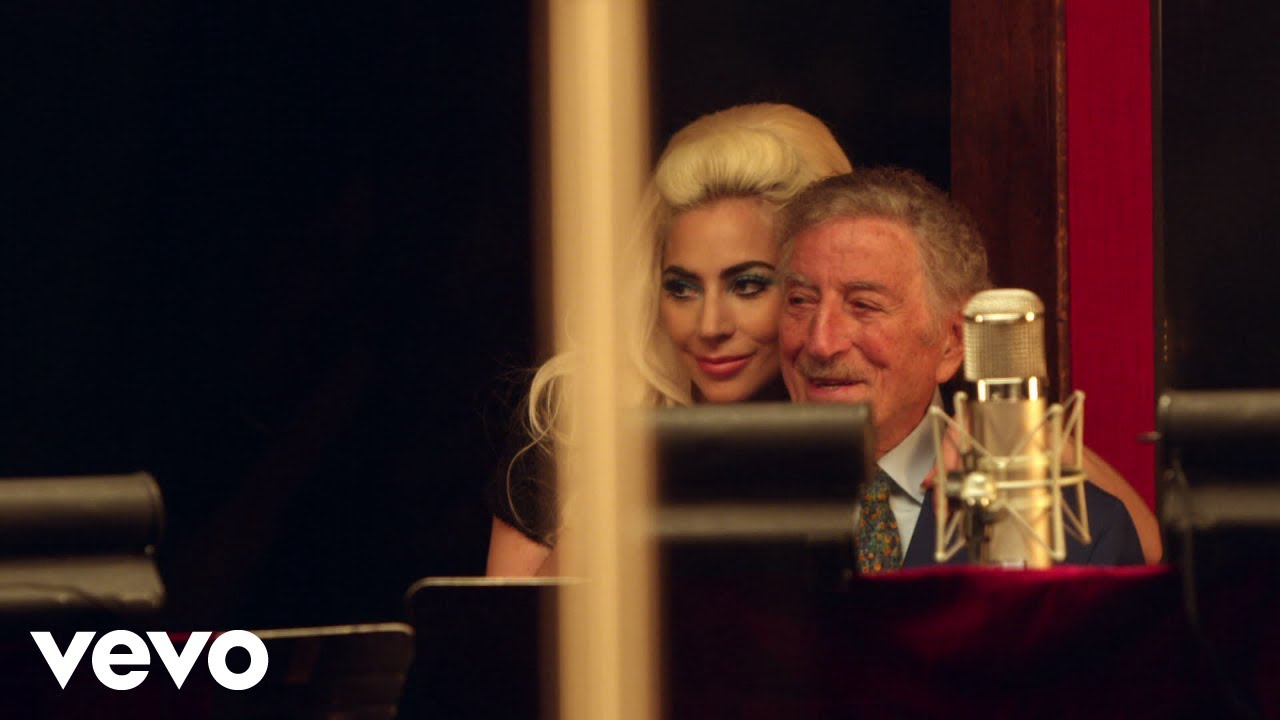 Tony Bennett, Lady Gaga - I Get A Kick Out Of You (Official Music Video)