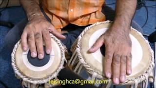 Introduction to Basic Tabla Bols