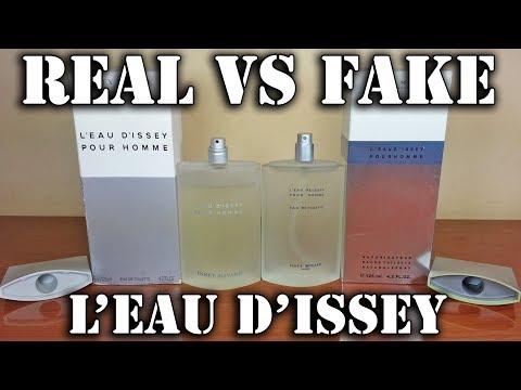 472b13405b Fake fragrance - L'Eau d'Issey by Issey Miyake - YouTube