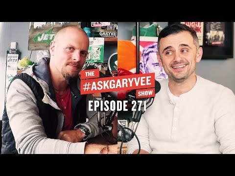 TIM FERRISS, TRIBE OF MENTORS & ADVICE FOR ENTREPRENEURS & INTERNATIONAL STUDENTS  |#ASKGARYVEE 271
