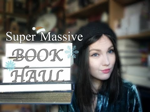Super Massive Book Haul