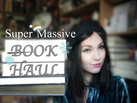 Super Massive Book Haul Mp3