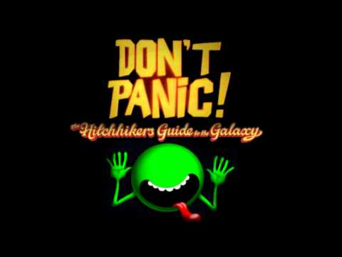 The Hitchhiker's Guide To The Galaxy - Video Game Orcestra Remix