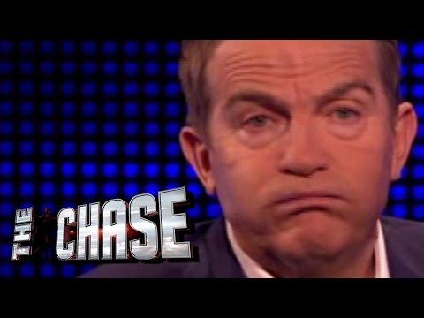 Katherine Ryan Gets On Bradley's Nerves!   The Celebrity Chase