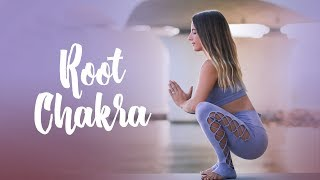 Root Chakra: Yoga Practice to Connect to Your Roots I Chakra Challenge