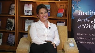 ISD Diverse Diplomacy Leaders series with Stephanie Syptak Ramnath _ full event video
