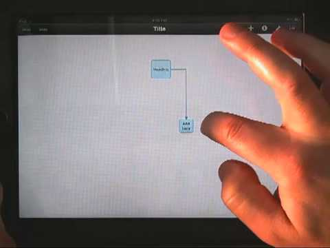 iPad App Overview:  Idea Sketch