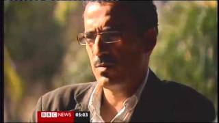 Gaddafi forces beat up BBC team Zawia Libya...الزاوية ليبيا