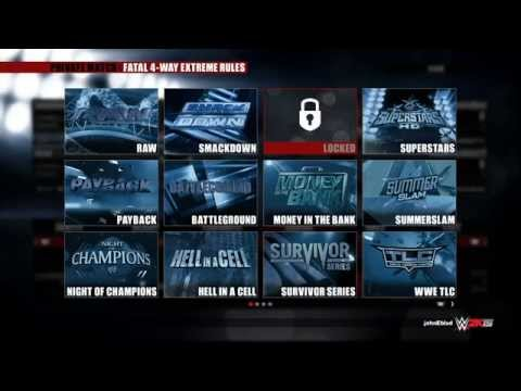 nL Live on Hitbox.tv - WWE 2K15 [PS4] Midnight Release Stream! [FULL VIDEO]
