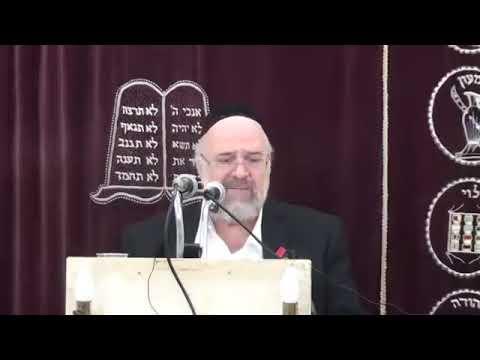 הרב ברוך רוזנבלום   פרשת מקץ ה׳תשע״ט