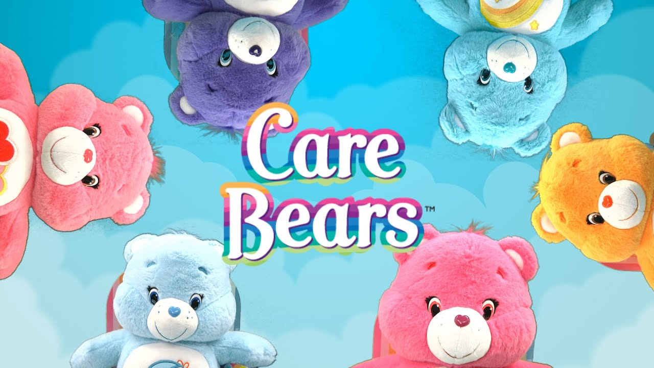 Care bears from just play youtube - Care bears wallpaper ...