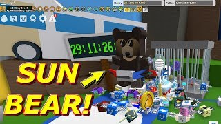 SUN BEAR IS BACK! - BEE SWARM SIMULATOR [ROBLOX]