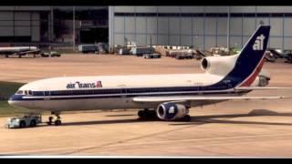 エア・トランザットの使用機材【2014年1月現在】 Air Transat