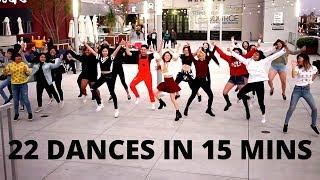 KPOP RANDOM PLAY DANCE 2018 (Chorus Dance Game)