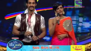 INDIAN IDOL JUNIOR  sharukh khan and deepika padukone full episode
