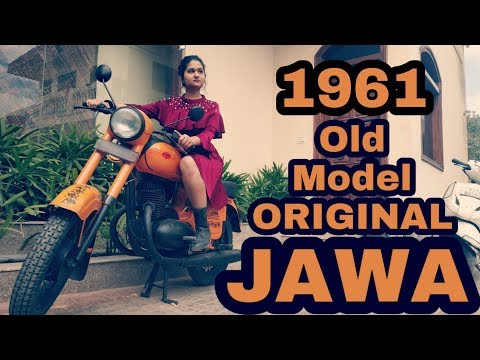 OLD JAWA To NEW JAWA Journey Covered With History | 1961 JAWA 250cc | ENGINEER SINGH