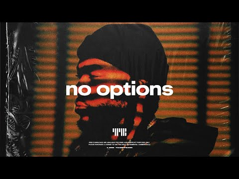 """R&B Type Beat """"No Options"""" PARTYNEXTDOOR Type Instrumental"""