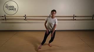 Ballet Waltz w/ Bayley