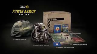 Fallout 76 Коллекционное Издание со Шлемом Т-51