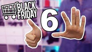 6 CONSEJOS y TRUCOS para el Black Friday 2018