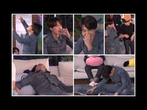 When BTS JIMIN is DRUNK