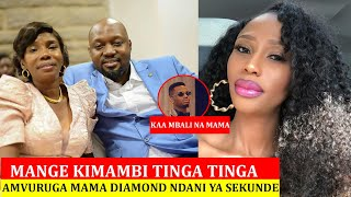 MANGE KIMAMBI AMCHAMBA MAMA DIAMOND BILA HURUMA| ATOBOA SIRI NZITO YA MUME WA MAMA DIAMOND.
