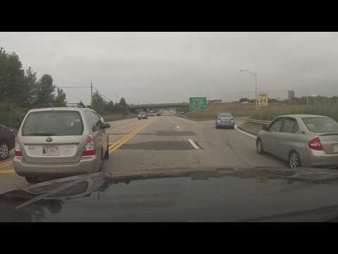 Bad Drivers of Massachusetts #1