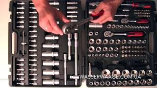 Набор инструментов KS Tools 179 огляд (обзор)
