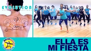 Baile Ella es mi fiesta de Carlos Vives. BAILEACTIVO