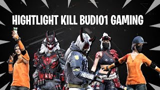 KILL MONTAGE SHOTGUN BUDI01 GAMING! FREE FIRE INDONESIA