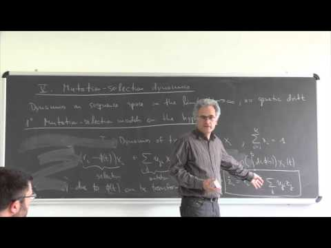 J. Krug. Statistical Physics of Biological Evolution 8