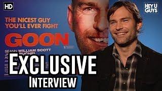 Interview - Seann William Scott on Goon