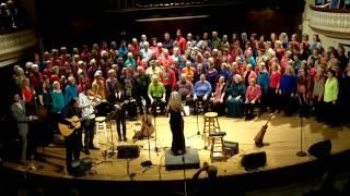 GHC Concert Jan 2015 - The Old Blue Bridge - R. Moody, O. Swain, P. Bunston, D.D. & GHC