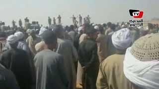 تشييع جثمان المجند أحمد ياسين «شهيد سيناء»