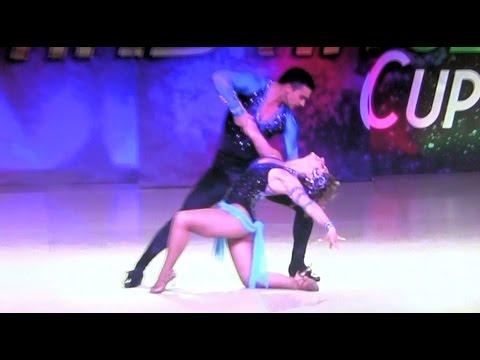 WLDCup 2015 ~ Final Salsa Parejas Cabaret ~ Mariela Rondón & Leandro Erni
