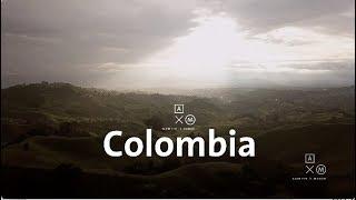 Bienvenidos a Colombia | Alan por el mundo Colombia #1