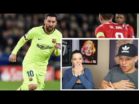 Couple Reacts To Lionel Messi | The Return | Skills Show