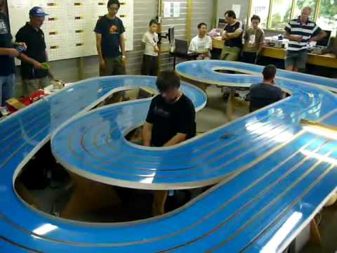 NZ Slot Racing Nationals 2010, Groupc C, heat B, Pt2.
