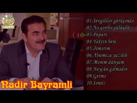 Nadir Bayramli - Sevgililer görüsende _ Karaoke  (minus)