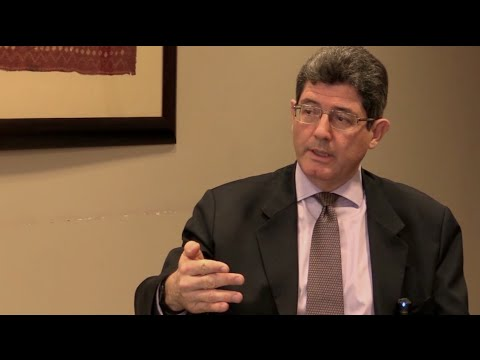 Joaquim Levy on Brazil's Crisis 2016