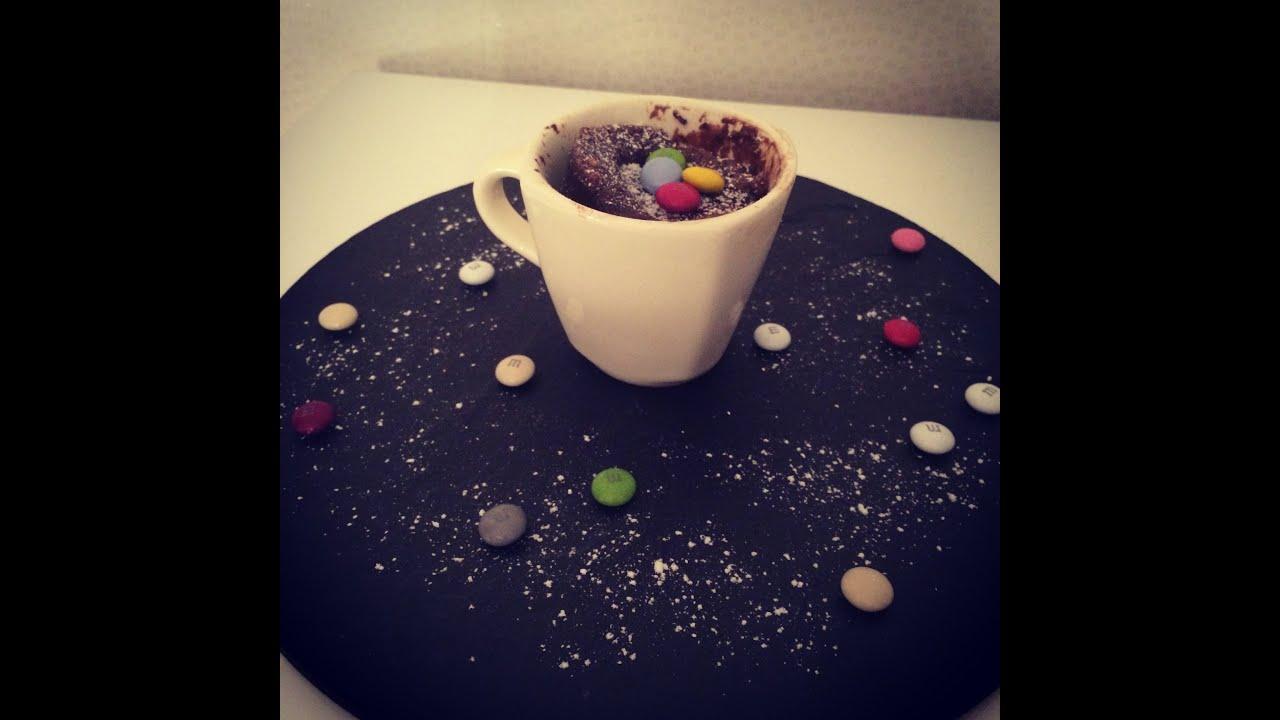 Mug Cake Nutella Oeuf Beurre