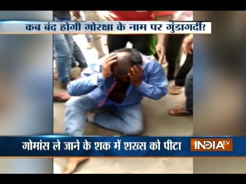 Man lynched by mob for allegedly carrying beef in Jharkhand